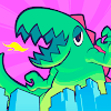 Скачать Kaiju Rush на андроид бесплатно