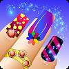 Скачать Дизайн ногтей и СПА маникюр на андроид бесплатно