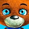 Говорящий плюшевый медведь