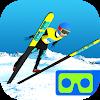 Скачать Ski Jump VR на андроид бесплатно