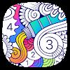 Скачать BATIQ: Coloring book   Раскраска антистресс на андроид бесплатно