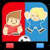 Скачать Спорт игра для двоих человек - сумо теннис футбол на андроид бесплатно