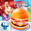 American Burger Truck - Fast Food Cooking Game