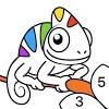 Скачать Chamy - раскраска по номерам на андроид бесплатно