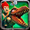Скачать Caveman Dino Rush на андроид бесплатно