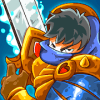 Defender Battle: Hero Kingdom Wars - Strategy Game