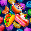 Скачать Food POP : New puzzle gravity world(Food burst 2) на андроид бесплатно
