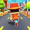 Скачать KIDDY RUN - Blocky 3D Running Games на андроид бесплатно