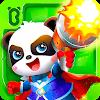 Игра «Битва героев панды»