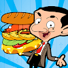 Mr Bean - Sandwich Stack