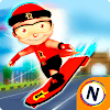 Mighty Raju 3D Hero: Endless Running Chase