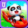 Скачать Маленькая панда идет в поход на андроид бесплатно