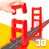Pocket World 3D - Assemble models unique puzzle