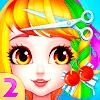 Скачать Волшебный парикмахерский салон 2:Девушка одевается на андроид бесплатно
