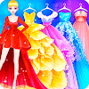 Принцессы моды платье - макияж игра