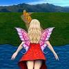 Приключения летающей девочки