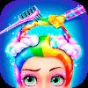 Скачать Rainbow Hair Salon - Dress Up на андроид бесплатно