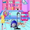 Скачать Уборка в парикмахерской на андроид бесплатно