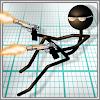 Скачать Gun Fu: Stickman Edition на андроид бесплатно