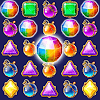 Скачать Jewel Castle - Классический матч 3 головоломки на андроид бесплатно