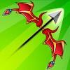 Скачать Приключение лучника : Лучник легенды на андроид бесплатно