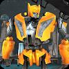 Скачать Городская битва роботов на андроид