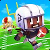 Скачать Marshawn Lynch Blocky Football на андроид бесплатно