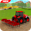 Скачать New Tractor Farming 2020: Free Farming Games 2020 на андроид бесплатно