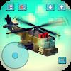 Скачать Вертолет-крафт: выживание со стрельбой и полетами на андроид бесплатно