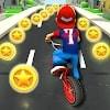 Скачать Велосипедная гонка -Bike Blast на андроид бесплатно