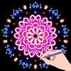 Скачать Magic Doodle Joy - Kaleidoo на андроид бесплатно