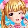 Скачать Аниме девушка макияж на андроид бесплатно
