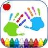 Скачать Kids Finger Painting Coloring на андроид