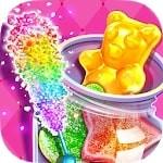 Скачать Sparkle Princess Candy Shop - Glitter Desserts! на андроид бесплатно