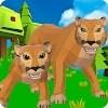 Скачать Cougar Simulator: Big Cat Family Game на андроид бесплатно