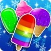 Скачать Ice Cream Frozen Mania: Free Match 3 Games Offline на андроид бесплатно
