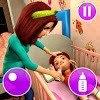 Скачать Virtual Mother Game: Family Mom Simulator на андроид бесплатно