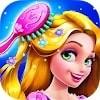 Скачать Long Hair Princess Hair Salon на андроид бесплатно