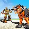 Скачать Футуристический робот-робот-тигр на андроид бесплатно