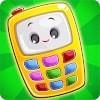 Скачать Детский телефон с животными, цифрами, музыкой на андроид бесплатно