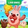Скачать LINE Pokopang - POKOTA's puzzle swiping game! на андроид бесплатно