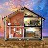Скачать Дизайн дома: потрясающие интерьеры на андроид бесплатно