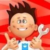 Скачать Механик Макс - игра для детей на андроид бесплатно