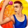 Скачать Фитнес Спортзал Бодибилдинг Качок на андроид бесплатно