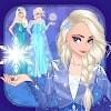 Скачать Холодное сердце - Ледяная одевалка для модниц на андроид бесплатно