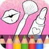 Скачать окраска косметики для девочек на андроид бесплатно