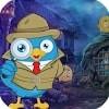 Скачать Best Escape Games 210 Azure Bird Rescue Game на андроид бесплатно