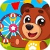 Скачать Парк аттракционов : мини игры для детей на андроид бесплатно