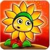 Скачать Flower Zombie War на андроид бесплатно