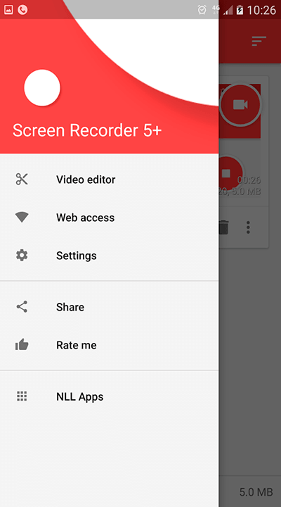 Screen Recorder лицензия
